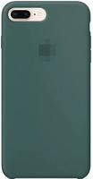 Чехол-накладка на Apple iPhone 12 Pro Max, original design, закрытый, микрофибра, с лого, изумрудный