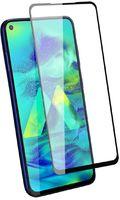 Защитное стекло Samsung Galaxy M11/A11 на дисплей, с рамкой, 4D, черный