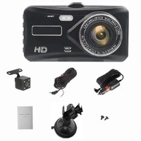 """Видеорегистратор с камерой заднего вида JIELI, FHD, IPS 5.0"""""""
