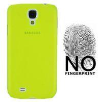 Чехол-накладка на Samsung S4 пластик, зеленый