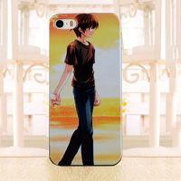 Чехол-накладка на Apple iPhone 6/6S, пластик, painted 12