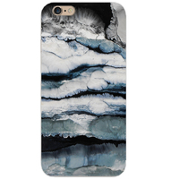 Чехол-накладка на Apple iPhone 7/8/SE2, силикон, под камень, №2