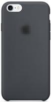 Чехол-накладка на Apple iPhone 11 Pro, original design, микрофибра, с лого, темно-серый