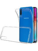 Чехол-накладка на Samsung A50s (A507)/A30S (A307/A50 (A505) (2019) силикон, ультратонкий, прозрачный