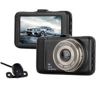 """Видеорегистратор с камерой заднего вида Vodool, FHD, 3.0"""", HDMI"""