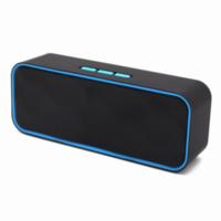Портативная колонка, Орбита H-955, Bluetooth, USB, FM, AUX, TF, встроен.+BL-5C, черный