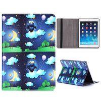 Чехол Smart-cover для Apple iPad Air, полиуретан, dream owl