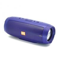 Портативная колонка, Орбита OT-SPB105, Bluetooth, USB, FM, TF, AUX, 10Вт, 1200 mAh, синхр., синий