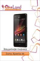 Защитная пленка на дисплей Sony Xperia M