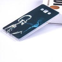 Чехол-накладка на Samsung E7 силикон, cig