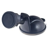 Автомобильный держатель, Perfeo-PH-513, присоска, магнитный, черный