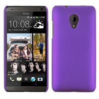 Чехол-накладка на HTC Desire 700 пластик, 0,5мм, фиолетовый