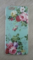 Чехол-накладка на Apple iPhone 6/6S, пластик, flowers 6