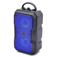 Портативная колонка, Орбита OT-SPB102, Bluetooth, USB, FM, AUX, TF, 10Вт, 800 mAh, MIC 6.3
