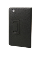 Чехол Smart-case для Apple iPad Air, кожа, черный