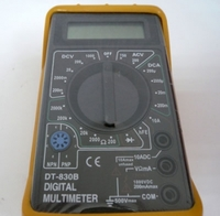 Мультиметр Орбита MD830P, цифровой, в рез. чехле