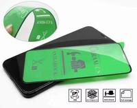 Защитное керамическое стекло для Apple iPhone 11, 5D, черный