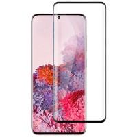 Защитное стекло Samsung Galaxy S20 FE на дисплей, 4D, черный