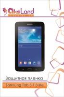 Защитная пленка на дисплей Samsung Galaxy Tab 3 7.0 lite
