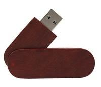 Память USB 2.0 Flash, 32GB, BiNFUL, дерево, wood №14, rose wood