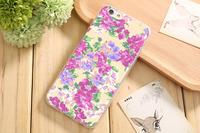 Чехол-накладка на Apple iPhone 5/5S, силикон, flowers 11
