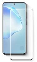 Защитное стекло Samsung Galaxy S20 Ultra на дисплей, 3D, черный