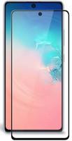 Защитное стекло Samsung Galaxy S10 Lite на дисплей, 3D, черный