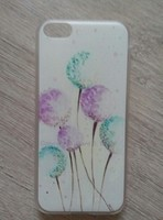 Чехол-накладка на Apple iPhone 5C, пластик, painted 7