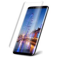 Защитное стекло Samsung Galaxy S10 на дисплей, 3D, прозрачный